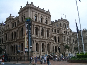 Das Brisbane Casino